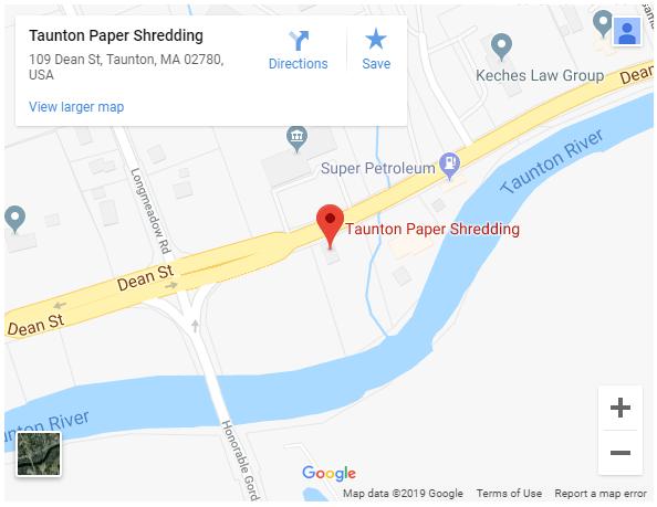 tautonpapershredding_map